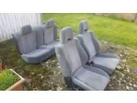 Subaru legacy gen3 1999-2003 cloth seat excellent condition