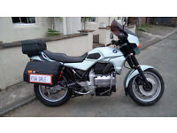 BMW K75C classic quality touring motorcycle.