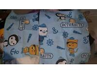 Octonauts Toddler Cot Bedding Set