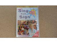 Sing & Sign dvd