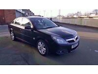 Vauxhall Vectra 06 Plate black in good working order £890