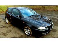 Alfa Romeo 147 1.6 petrol