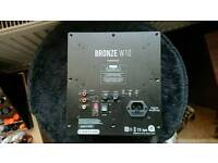 MONITOR AUDIO W10 SUBWOOFER AMPLIFIER