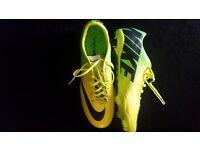 Nike mercurial football boots *9