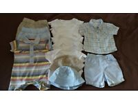 Baby Upto 1 Month Summer Bundle Mainly Next