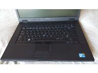 "Dell 15"" Laptop, Intel CPU, 4GB RAM, 250GB HDD, Windows 10 Pro"