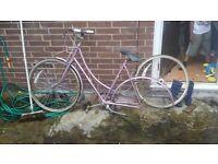 Raleigh Caprice Bike SPARES & REPAIRS