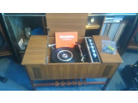Vintage Marconiphone 4418 Stereo Record Player Full Working Order £80 OVNO