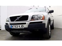 2003   Volvo XC90 2.4 TD D5 SE   Automatic   Diesel   Full Service History   New Cambelt   HPI Clear