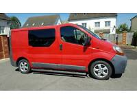 2005 RENAULT TRAFIC 1.9 DCI DAY VAN 8 SEATER