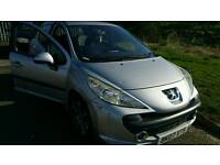 Peugeot 207 sports for automatic
