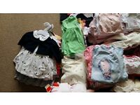 Girls baby clothes