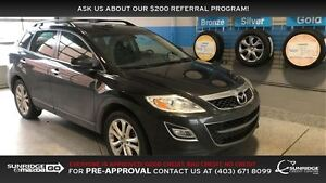 2011 Mazda CX-9 GT AWD, HEATED SEATS, BACKUP CAM, LEATHER, MOONR