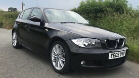 BMW ONE SERIES M SPORT