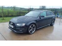 2013 Audi A4 Avant S-line Automatic