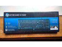 HP Keyboard.