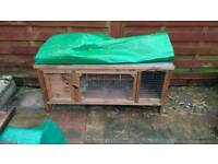 Rabbit Hutches, Indoor Cages and Runs