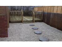 All year around garden landscapeing property maintenance