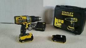 Makita Bosh Dewalt Stanley 18v cordless drill