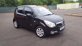 Vauxhal Agila 1.3 CDTi Design £30 tax a year! 5 door