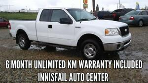 ** 2007 FORD F150 XLT 4X4 ** FULLY INSPECTED **