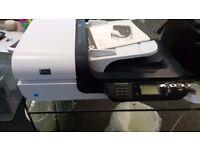 HP Scanjet N6350 (Scanner)