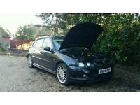 MG ZR 1.8 120 2004 HGF Rebuild