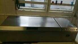 Williams prep display fridge