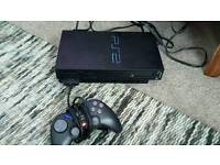 PS2 with one controller