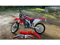 CRF450 GREEN LANE