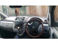Mercedes Viano CDI 2.2