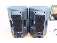 FBT Maxx 40a Powered PA Speakers