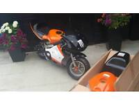 BRAND NEW mint moto 50cc