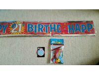 21st birthday bits
