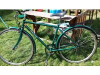 RALEIGH CHILTERN TRADITIONAL ROAD BIKE