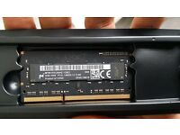 Genuine Apple (or laptop) RAM - 8GB 1867MHz DDR3 SDRAM (2 x 4GB) - BARGAIN £30