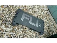 FLI 800 Amp with Subwoofer