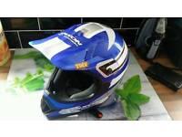 crash helmet Dixon