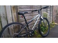 Gary Fisher Mountain bike. Aluminium. To suit 9-13yrs.