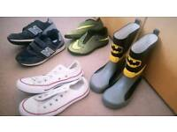 Boys and women shoes