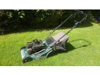 Hayter harrier 41 petrol roller mower