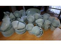 SOLD*****Tea cups and saucers 66 +