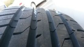 New ish Maxxis HP5 225/50/17 set of 4 tyres