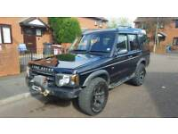 landrover discovery td5 mint