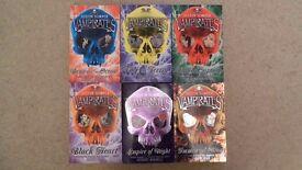 Justin Somper's 'Vampirates' Series