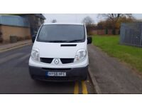 58 RENAULT TRAFIC SWB (AFTER SERVICING, NEW MOT) OW MILEAGE