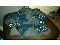 Joblot of magic gloves