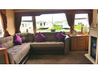 Cheap Family Caravan For Sale At sandylands North Ayrshire Near Craig Tara