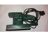 BOSCH PSS 23 POWER SANDER 230V