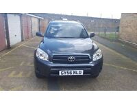 Toyota Rav 4. Automatic 2006. 2.0L with full deaper service.